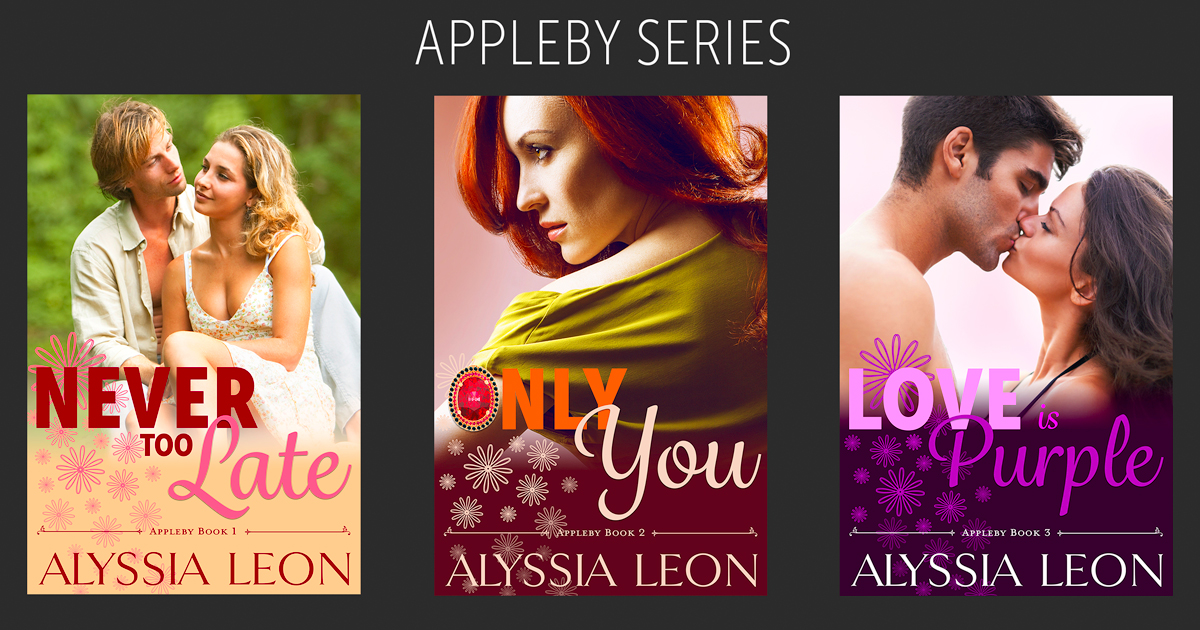 Appleby Series by Alyssia Leon