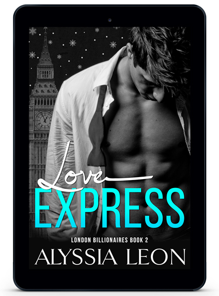 Love Express Book by Alyssia Leon